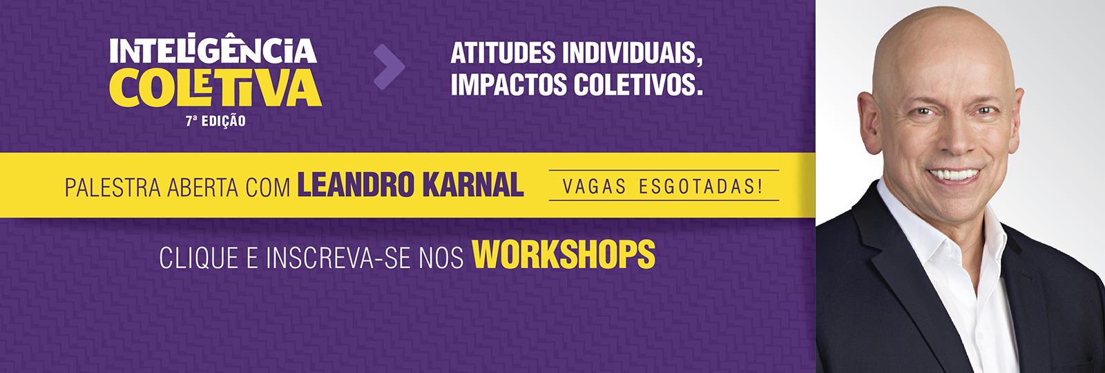 1327:Informações sobre os workshops