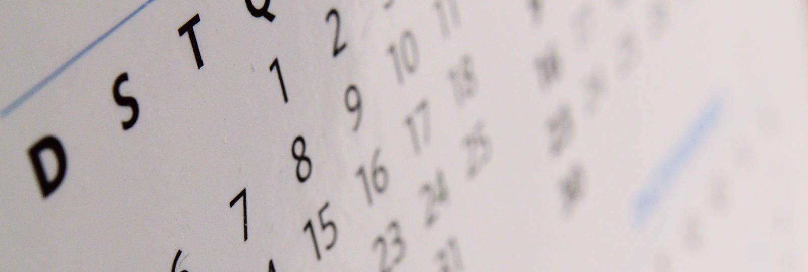 1055:Calendário Escolar 2015
