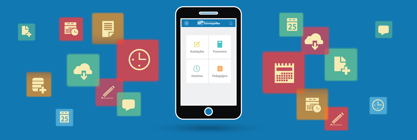 1035:Aplicativo Mobile para pais e alunos