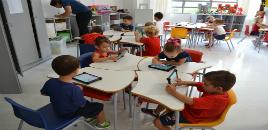 3258:Tecnologia Educacional dá as boas vindas aos estudantes
