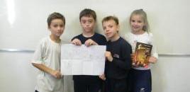 - Estudantes do 3� ano iniciam projeto de Stop Motion