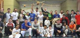 3723:Estudantes participam de projeto de capoeira da UFRGS