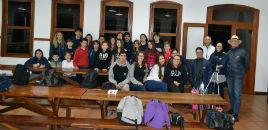 4009:Estudantes participam de observação noturna em Viamão