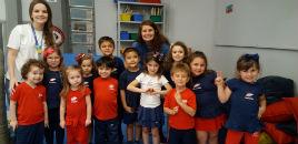 4906:Crianças do Full Day se divertem na última semana de aula