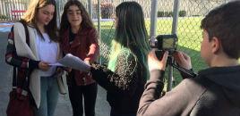 4073:Estudantes produzem curtas-metragens de obras literárias