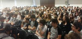 4235:Estudantes do Ensino Médio iniciam projeto de pesquisa