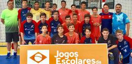 4708:Quarto colocado nos Jogos Escolares da Juventude