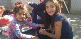 4665:Turmas do 5º ano participam de projeto de voluntariado