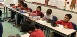 4292:Estudantes do 2º ano iniciam oficinas de Produção Textual