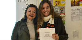 3541:Estudante vence concurso do Swiss Education Group