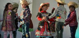 3615:Diferentes culturas são lembradas na Festa Junina