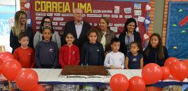 - Atividades especiais nos 11 anos da unidade Correia Lima
