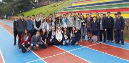 3898:Estudantes dos AF e do EM nas olimpíadas de Química