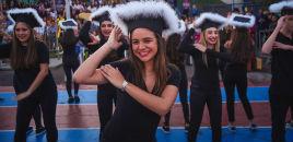 4717:Fotos do desfile dos XLVI Jogos do Colégio Farroupilha
