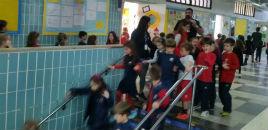 3652:Farroupilha realiza simulação de evacuação contra incêndio