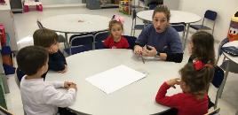3746:Crianças do Nível 3C constroem storyboard