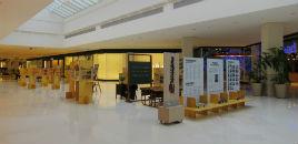 4496:Shopping Iguatemi recebe a exposição da ABE 1858