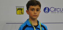 4246:Estudante é vice-campeão em torneio brasileiro de esgrima