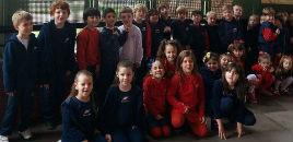 3544:Crianças do Nível 5D visitam o Museu da PUCRS