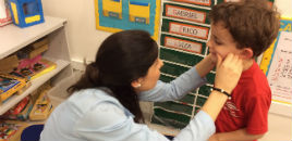 4693:Nível 3E tem aula sobre os cuidados com os dentes