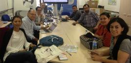 4016:Coordenador do EM participa de eventos na Espanha e Suíça