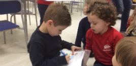 4721:Nível 3B descobre fruta preferida de crianças e educadores