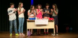 4156:Apresentações encerram as aulas de Teatro dos 4º e 5º anos