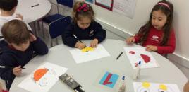 3758:Crianças do Nível 3A iniciam projeto sobre o fundo do mar