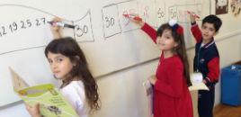- Autonomia na correção de tarefas dos alunos do 2º ano H