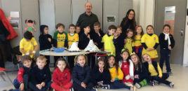 4436:Crianças do Nível 5A têm aula sobre os vulcões