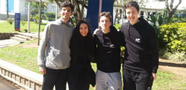4598:Farroupilha na 3ª fase da Olimpíada Brasileira de Química