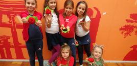 - Estudantes participam da oficina Joaninhas Cheirosas
