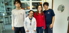 4127:Medalha de bronze na Olimpíada Brasileira de Física