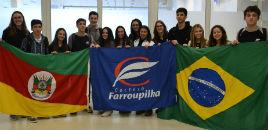 4531:Farroupilha na AIMO, a maior olimpíada de matemática do mundo