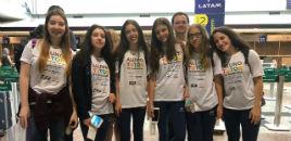- Estudantes participam de evento no Google Brasil