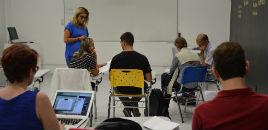 4196:Professores de Língua Inglesa concluem curso CELTA