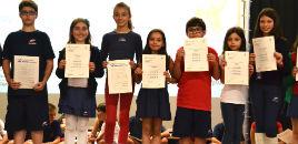 - Estudantes recebem o primeiro certificado de Cambridge