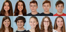 4590:Estudantes classificados para a 2ª fase da OBMEP