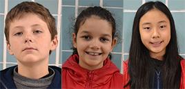- Três estudantes classificam-se para a final da OBI