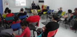 4004:Setor de TE promove capacitações no Correia Lima