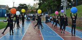 4669:Desfile dos XLVI Jogos está mantido nesta terça-feira, 18/09