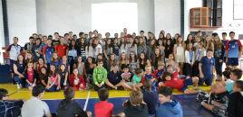 4126:Cerimônia apresentou os destaques das Equipes Esportivas