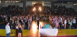 4164:Estudantes do 9º ano concluem etapa da vida escolar