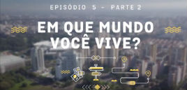 4656:'Em que mundo você vive?' É o novo episódio da websérie