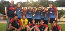 4894:Farroupilha conquista o 3º lugar na Taça Anchieta de Futebol