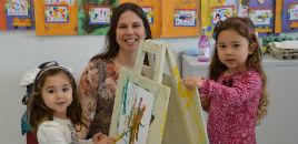 4017:Oficina de Criação reúne crianças e familiares da Educação Infantil