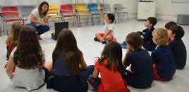 3953:Estudantes participam de oficinas na Semana das Crianças