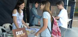 3975:Estudante viabiliza Feira de Empreendedores no colégio