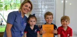 3977:Educação Infantil no XII Salão UFRGS Jovem