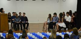 4161:Estudantes do Correia Lima concluem o Ensino Fundamental